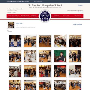 Photo gallery screenshot.